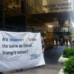 Walmart-Protest-at-Trump-Tower-286x300
