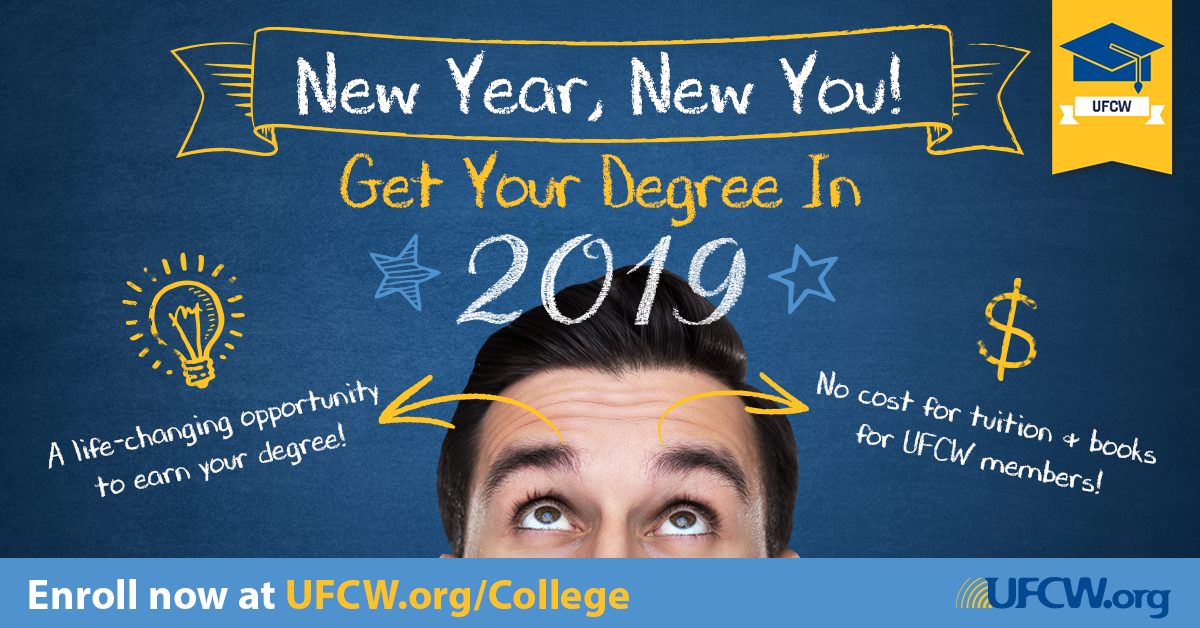 New Year, New You! Get Your Degree in 2019