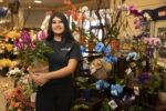 UFCW Local 342 florist at Won's in Anaheim, CA