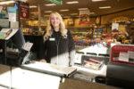 Safeway cashier
