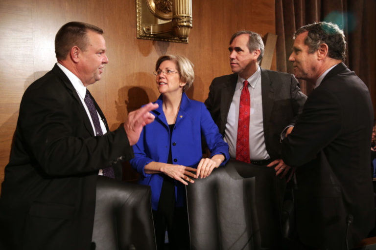 Senate Holds Hearing On Impact Of Default On US Finance And Economy