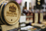 Heaven Hill station at the Grand Tasting