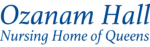Ozanam Hall Logo