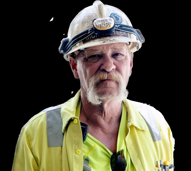 Mosaic Fertilizer Worker
