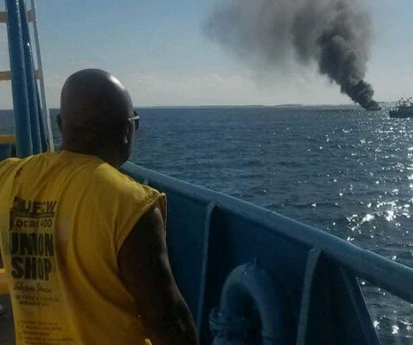 Omega Smugglers Point Sea Rescue 1