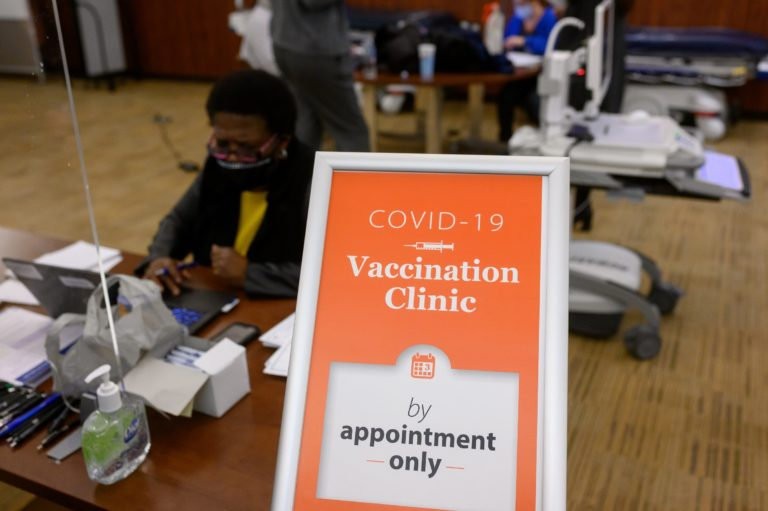 Pittsburgh VA Administers Pfizer Vaccinations