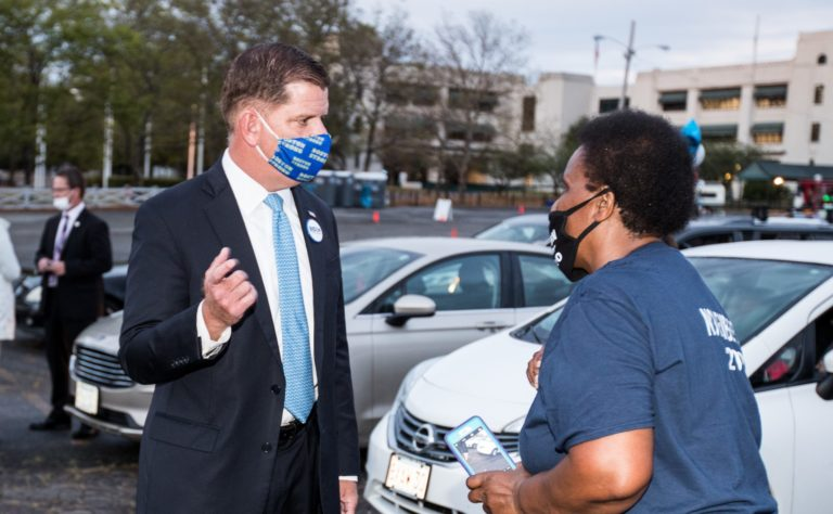 Marty Walsh Labor Nominee
