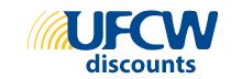 UFCW Discounts Logo