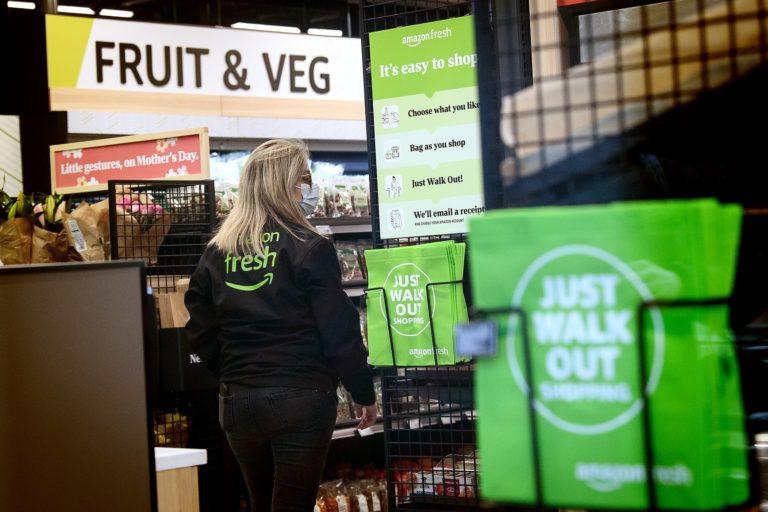 Amazon Fresh Grocery Store