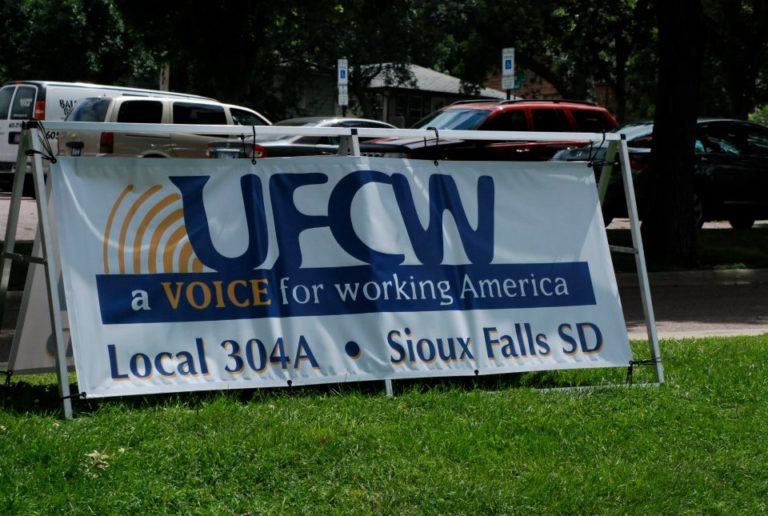 ufcw 304a sign