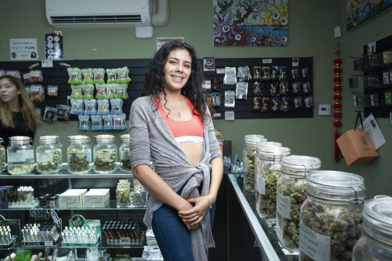 Local 770 Cannabis Worker
