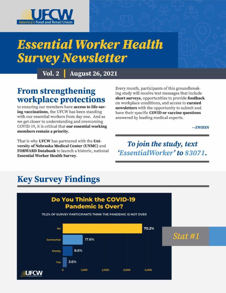 EWS Newsletter Volume 2 Image