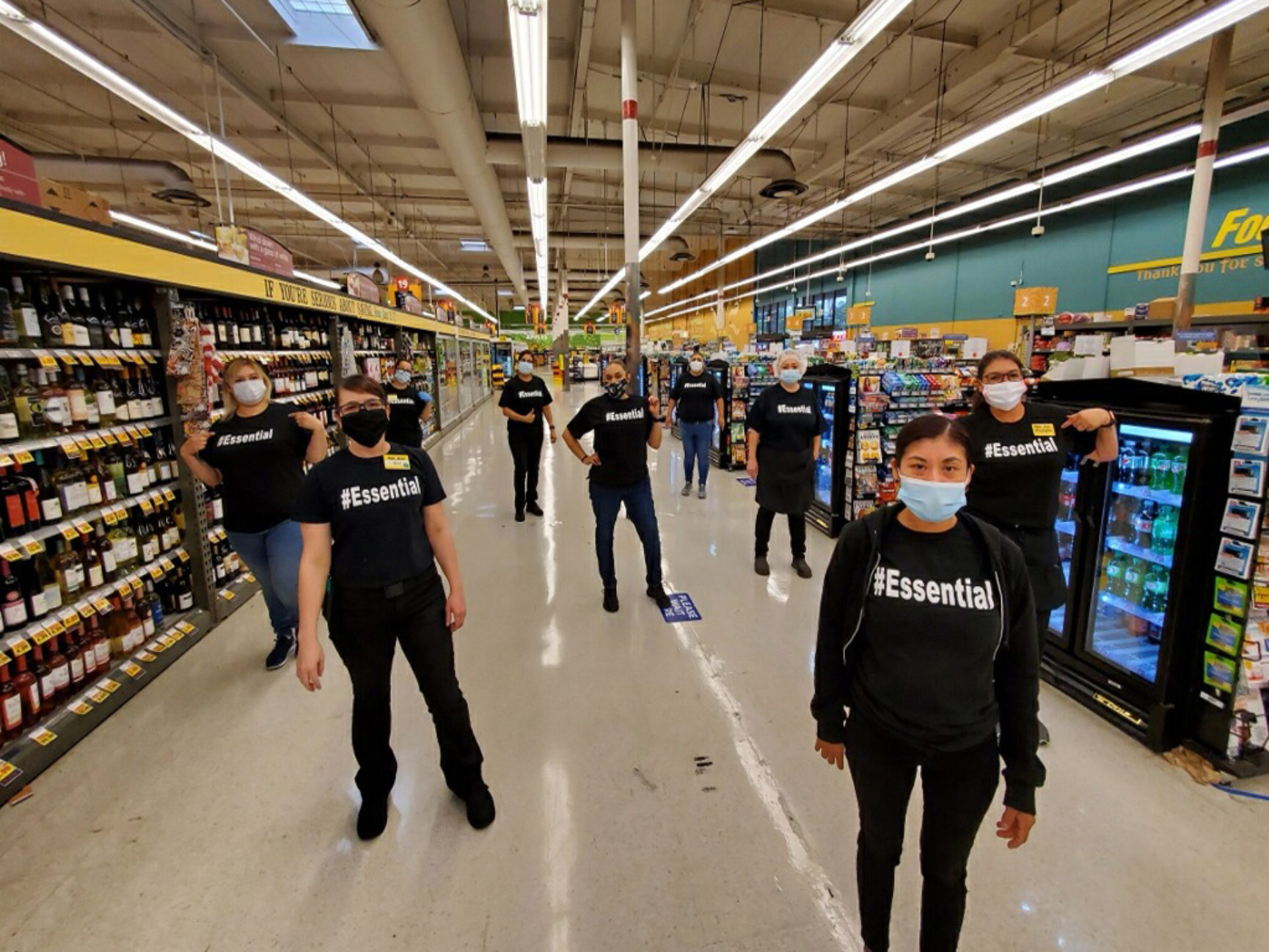 Food 4 Less Workers
