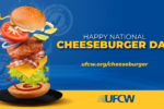 Image of a bacon cheeseburger