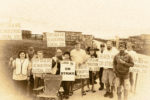 Local 23D Heaven Hill Workers On Strike