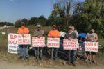 Heaven Hill Workers on Strike