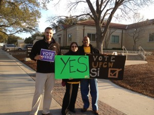 Texas Christian University food service workers voted to join UFCW Local 1000.