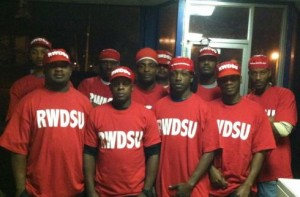 Sanitation workers at a Tyson poultry plant came together to join RWDSU Southeast Council to have a union voice like the RWDSU members who currently process poultry in the same plant.
