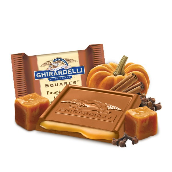 ... Pumpkin Spice Caramel Squares, or Hershey's Candy Corn or Pumpkin