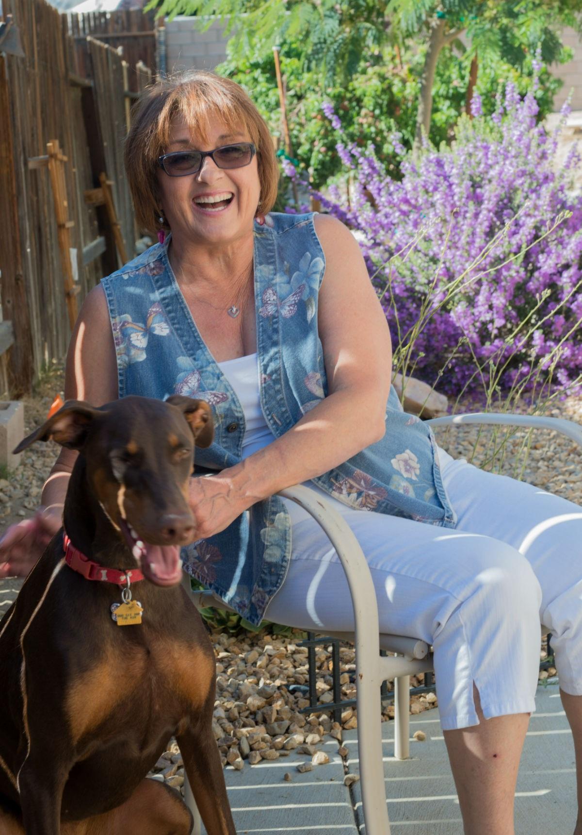 Former UFCW member Karyn Neeley