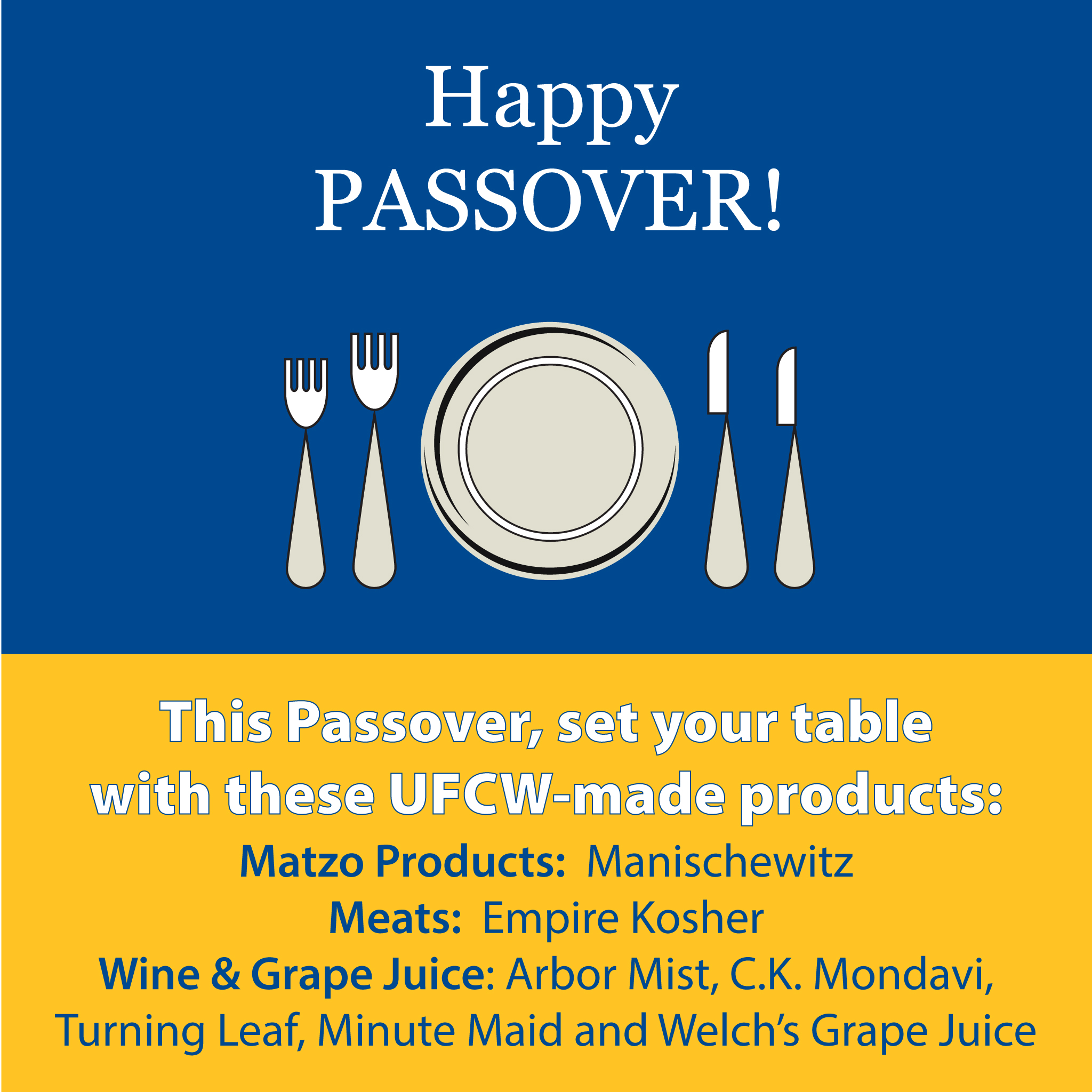 Passover-Meals