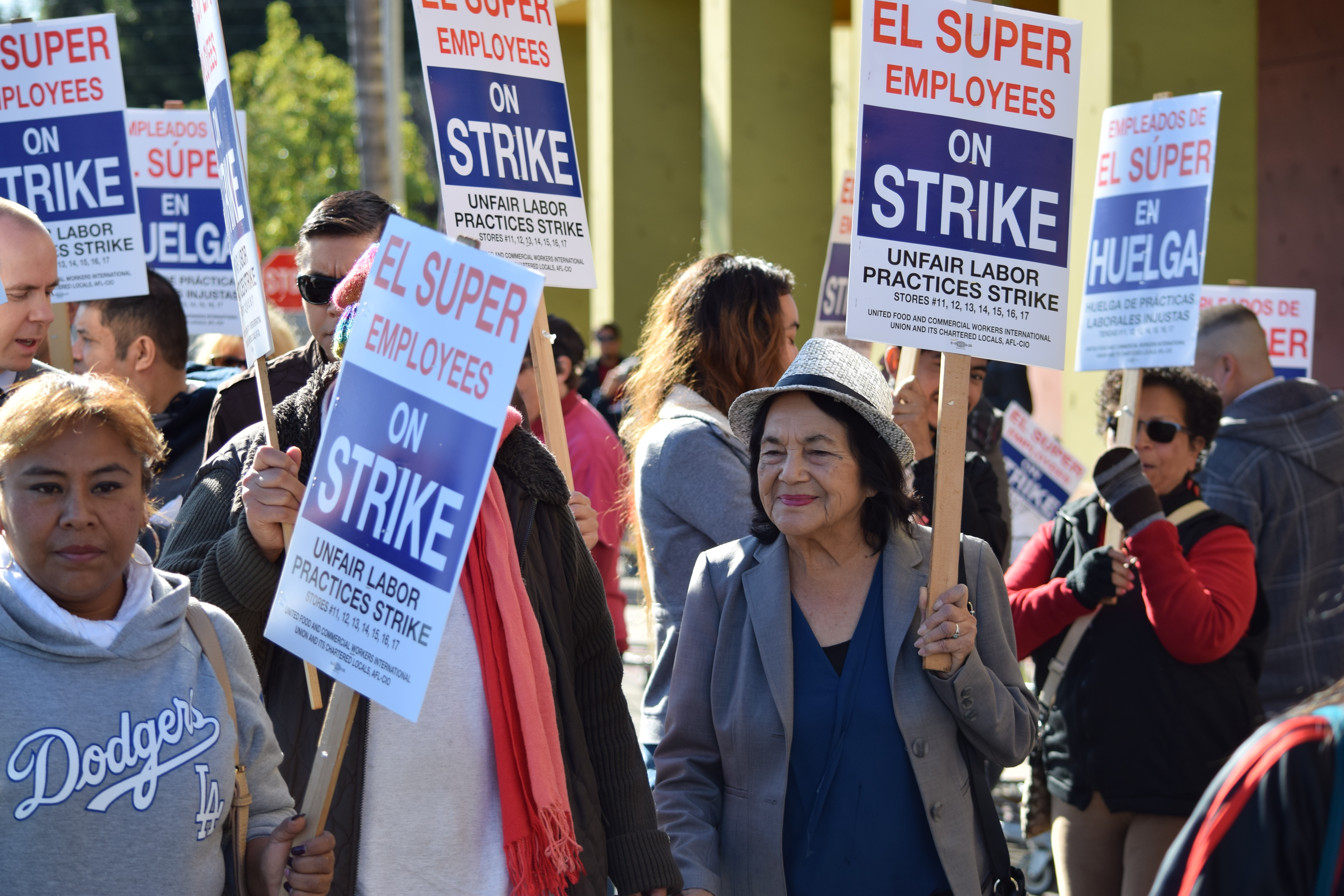 DOLORES H STRIKE